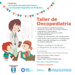 Taller de Oncopediatría