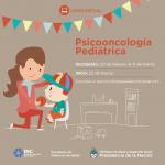 2º edición del curso virtual: Psicooncología Pediátrica 2019